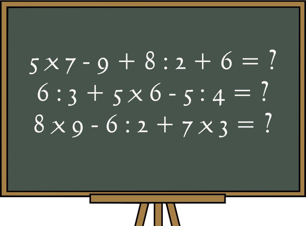Kettenaufgaben - Mathemakustik