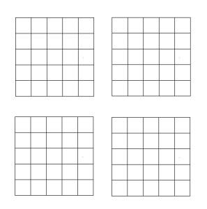 Kopfrechenspiele-Mathe-Bingo-leer